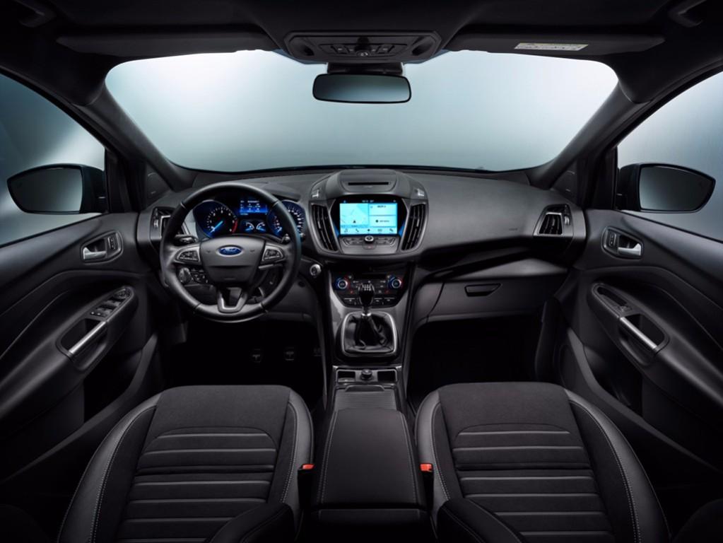 Ford Kuga 2016: SYNC 3, cambios importantes de diseño y el 1.5 TDCi 3