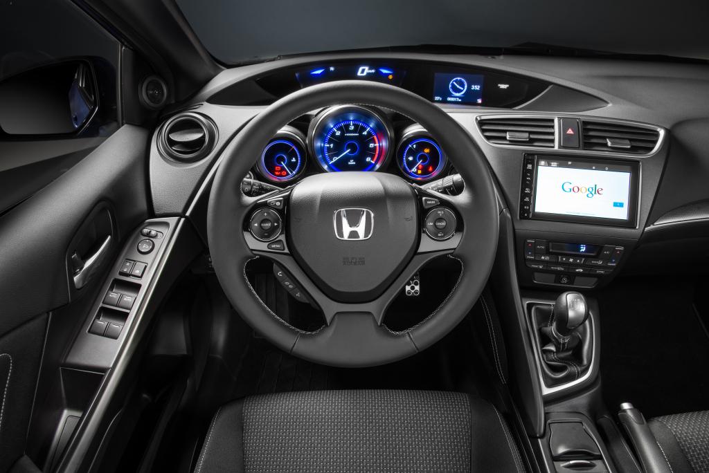 Honda Civic X Edition: Más equipado, desde 22.100 euros con el motor 1.6 iDTEC de 120 CV 1