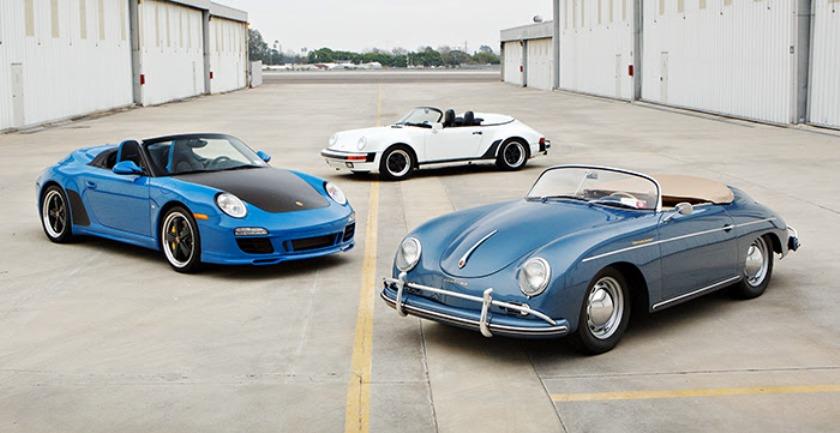 La colección de Porsche de Jerry Seinfeld sale a subasta: 18 rarezas de origen alemán pueden ser tuyas 2