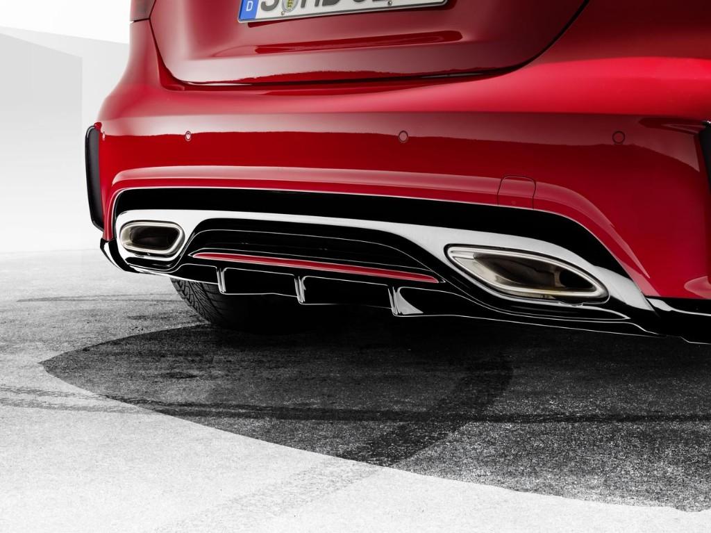 Más accesorios AMG para el Mercedes Clase A 3