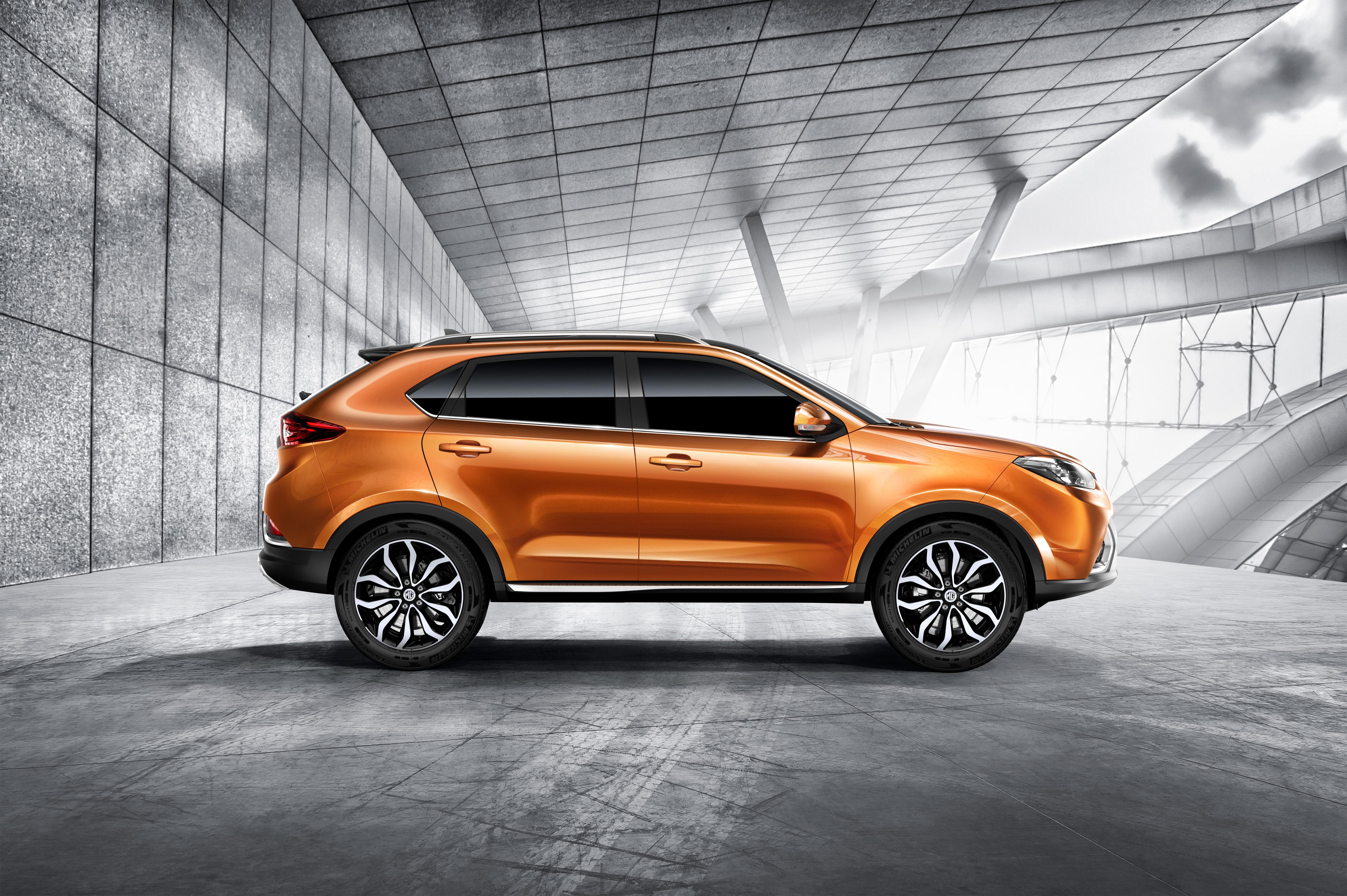 MG Motor anticipa el MG GS europeo, ¿llegará a España? 1
