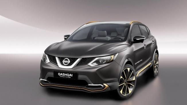 Nissan Qashqai y X-Trail Premium, dos prototipos que nos demuestran sus posibilidades de personalización 2