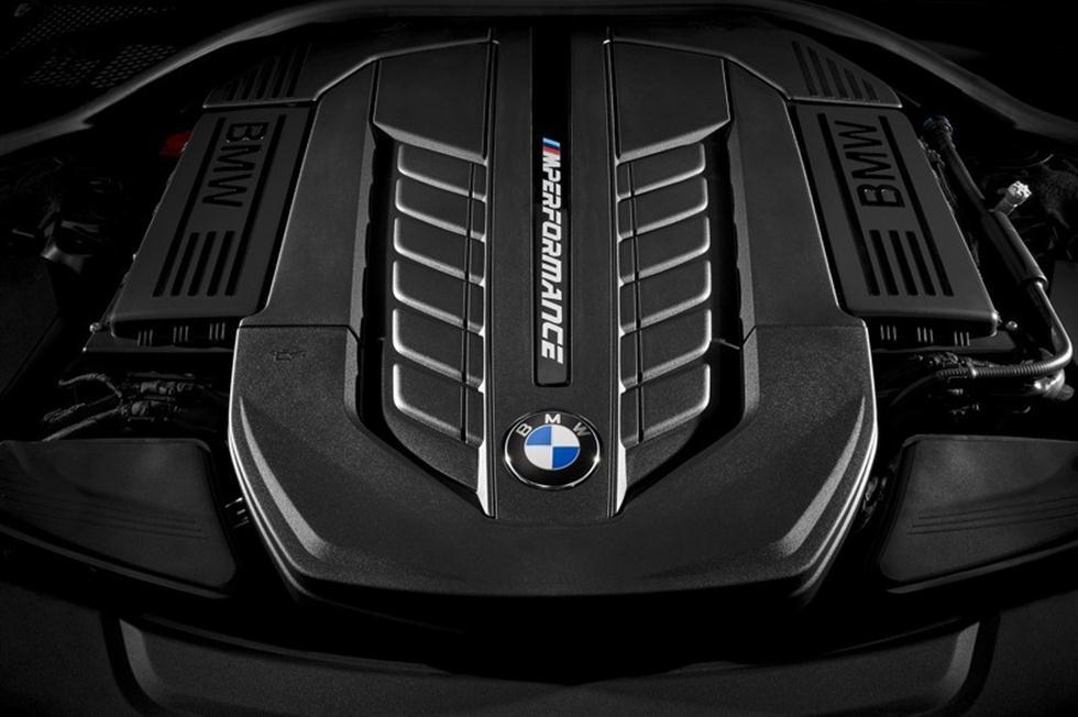 """Oficial: BMW Serie 7 M760i xDrive, """"el M7"""" 2"""