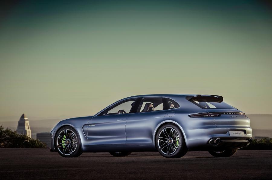 Oficial: el Porsche Panamera Shooting Brake llegará al mercado antes de que finalice la década 2