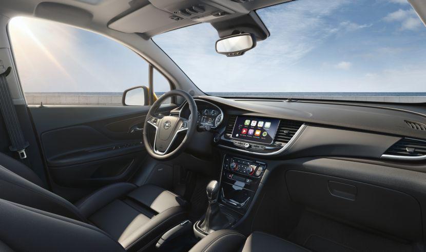 Opel Mokka X 2017: Renovación profunda para el SUV con numerosos cambios 3