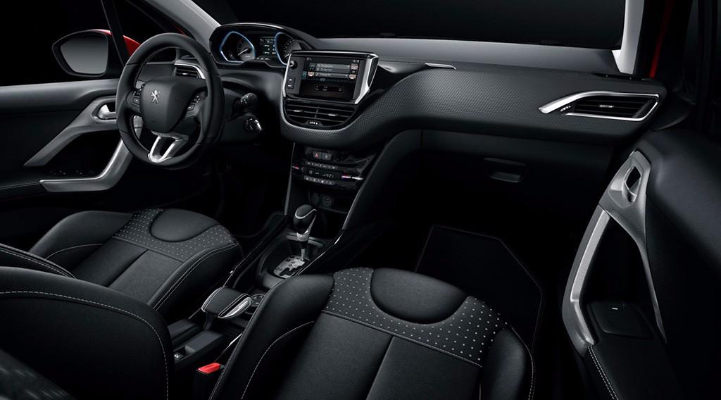 Peugeot 2008 2016: El crossover recibe una actualización tras tres años en el mercado 3