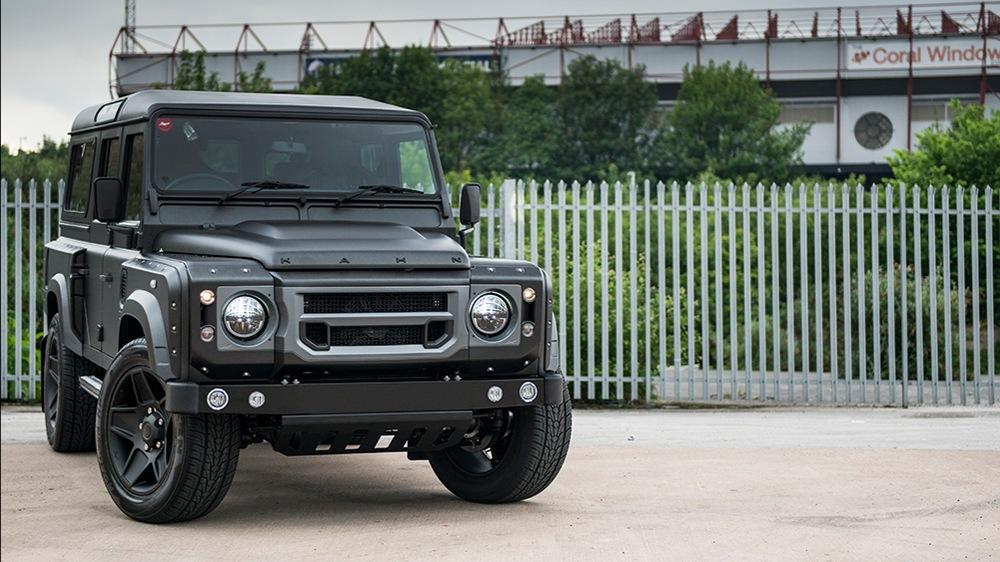 Project Kahn se despide a su manera del Land Rover Defender 1