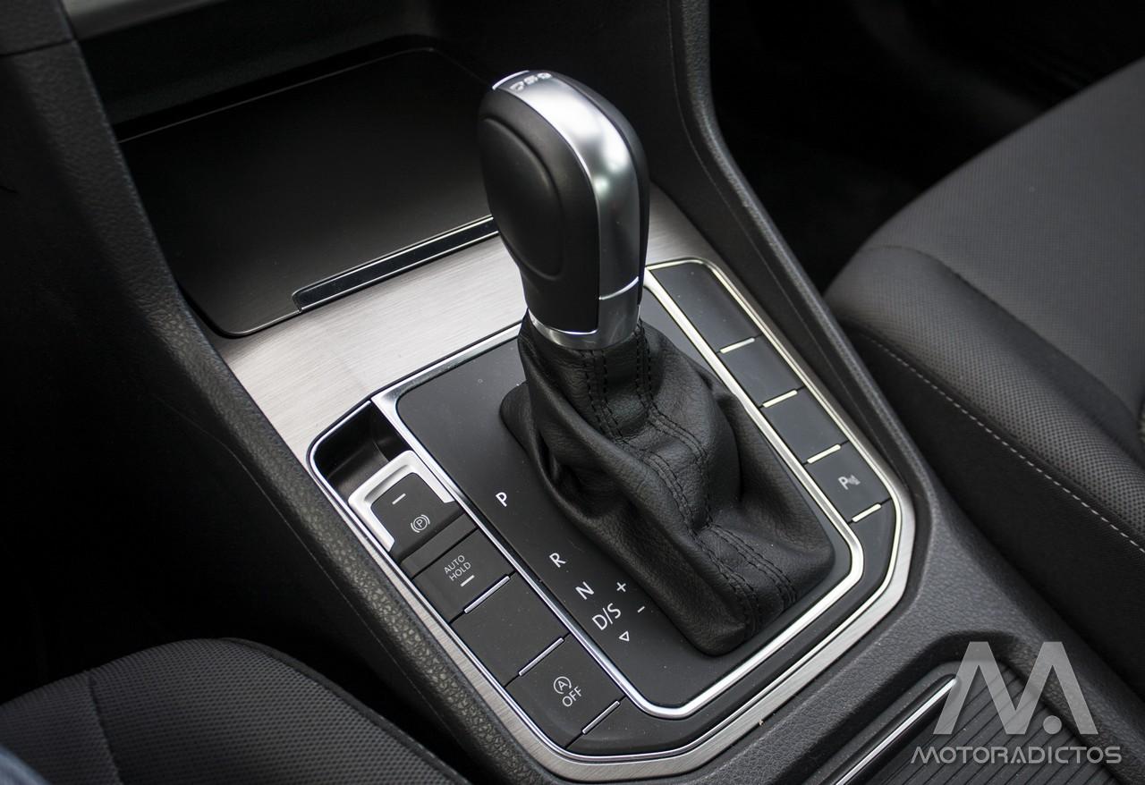 Prueba: Volkswagen Golf Sportsvan 1.6 TDI 110 CV DSG (diseño, habitáculo, mecánica) 9