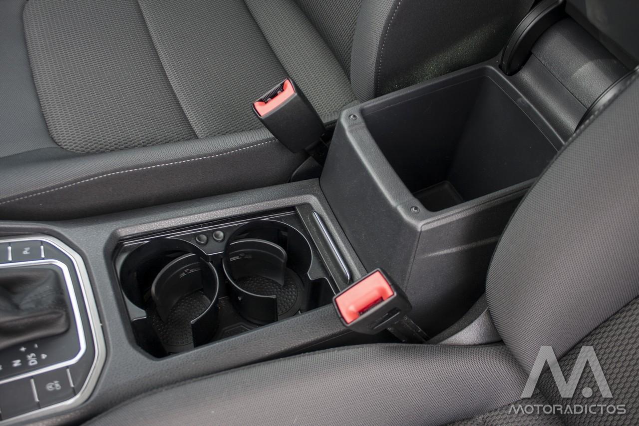 Prueba: Volkswagen Golf Sportsvan 1.6 TDI 110 CV DSG (diseño, habitáculo, mecánica) 10