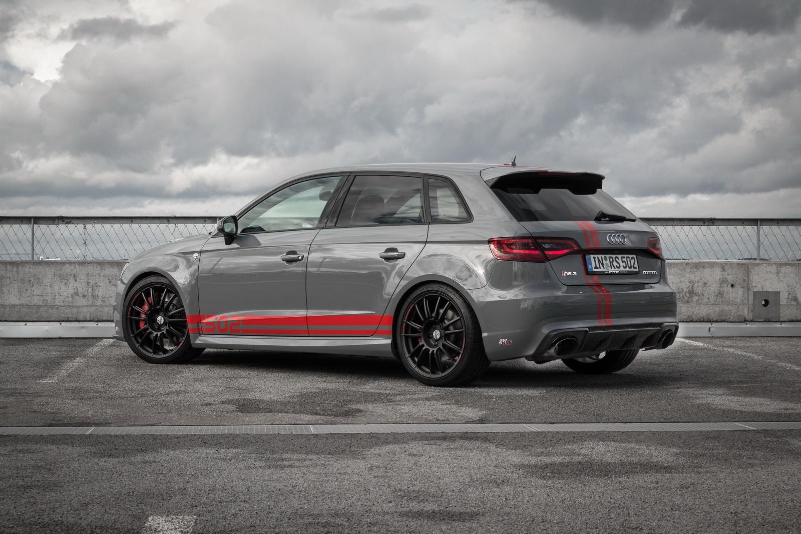 ¡Que el ritmo no pare! Audi RS3 por MTM: Ahora, con más de 500 CV 2