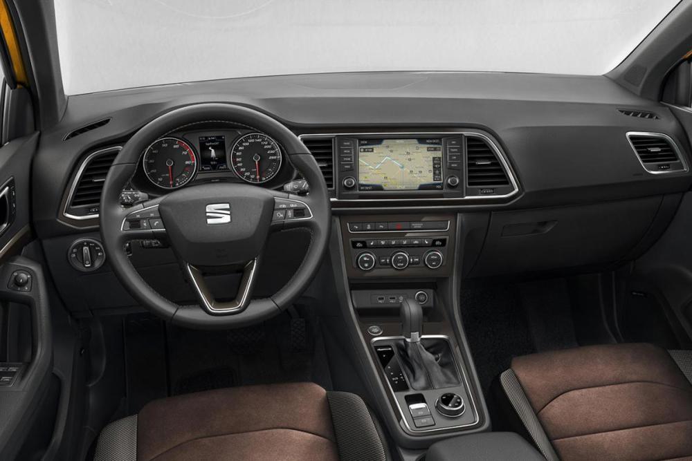 SEAT Ateca: Así se llama el nuevo y esperado SUV 1