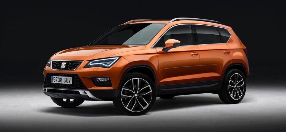 SEAT Ateca: Así se llama el nuevo y esperado SUV 4