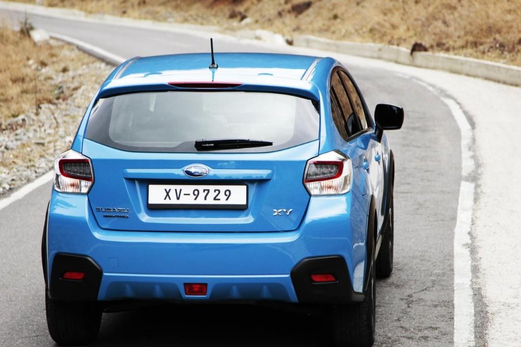 Subaru XV 2016: El nipón vuelve a actualizarse, más equipado y con nuevos cambios estéticos 2
