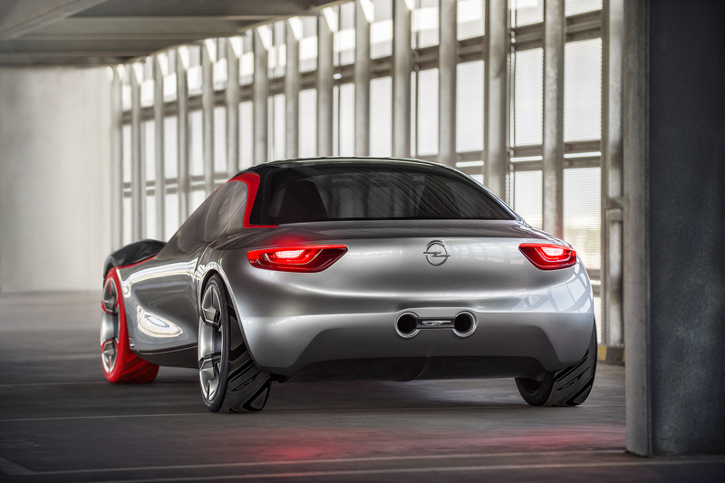 Tendrás que conformarte con el prototipo: El Opel GT no irá a producción 1