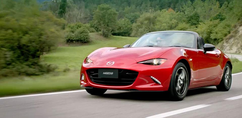 ¿Tiene sentido un Mazda MX-5 con tracción a las cuatro ruedas? 1