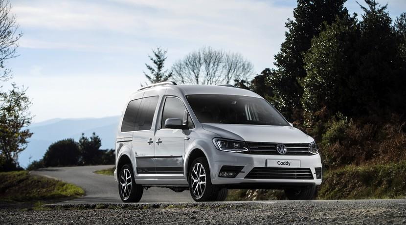 Volkswagen Caddy Outdoor: La Caddy se viste con más equipamiento y nueva estética 2