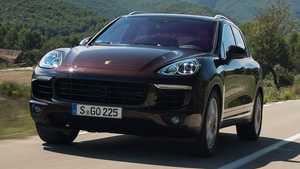 800.000 Porsche Cayenne y Volkswagen Touareg a revisión: Un problema de pedales... 2