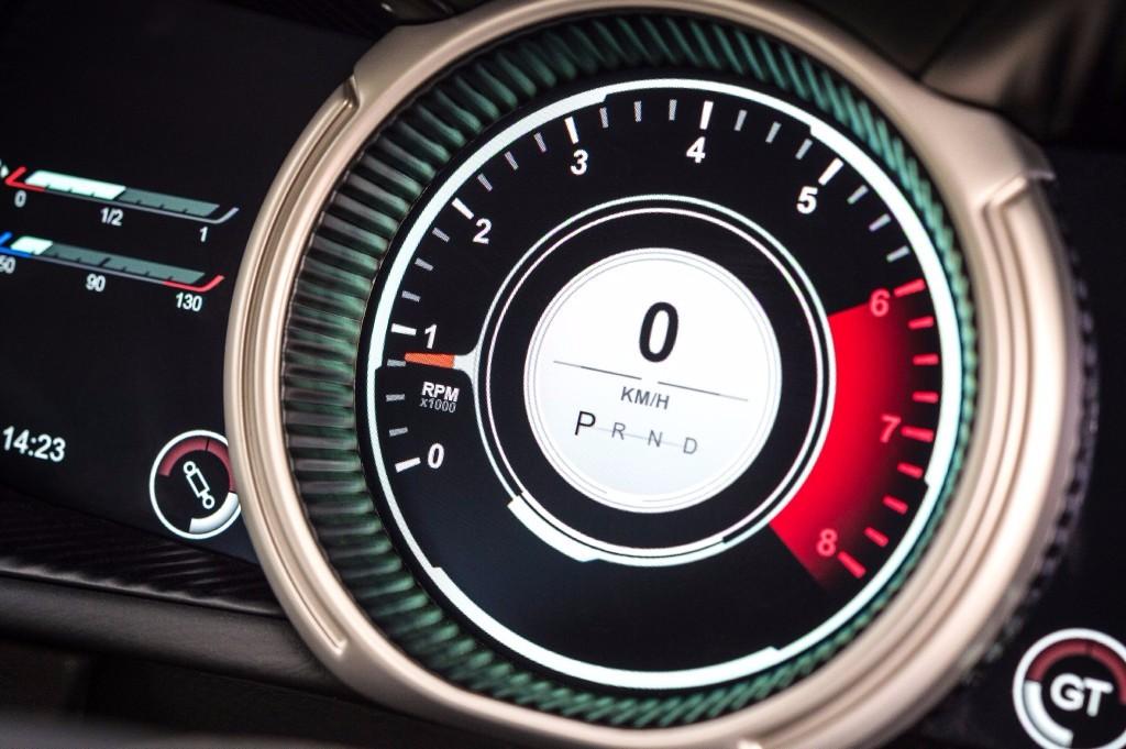 Aston Martin DB11: El DB9 pierde el torno 2