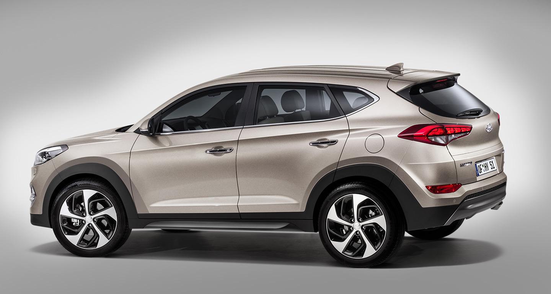 El Hyundai Tucson añade el diésel 1.7 de 141 CV con caja de cambios 7-DCT de doble embrague 2