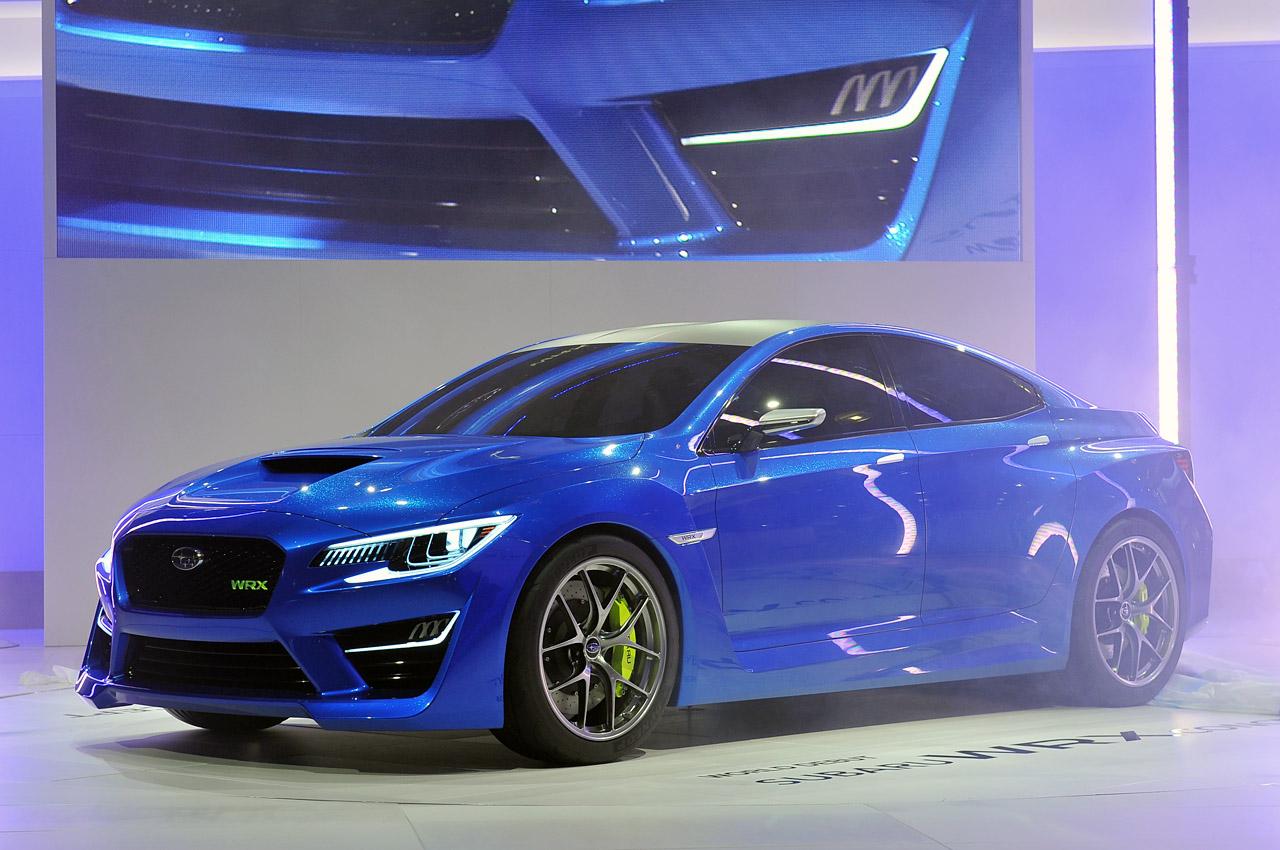 El nuevo deportivo de Subaru será híbrido y con motor central 1