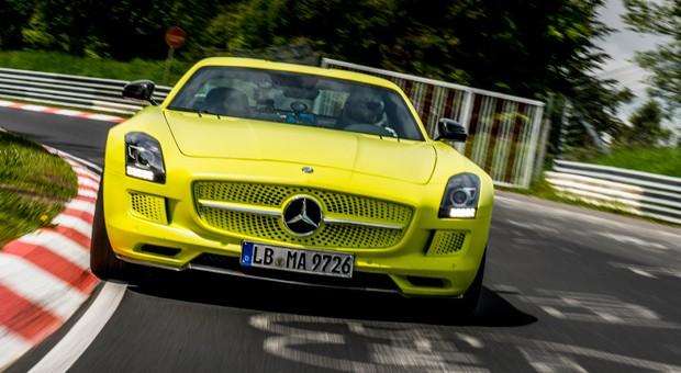Los coches eléctricos serán competitivos con autonomías de 500 km, según Daimler 1