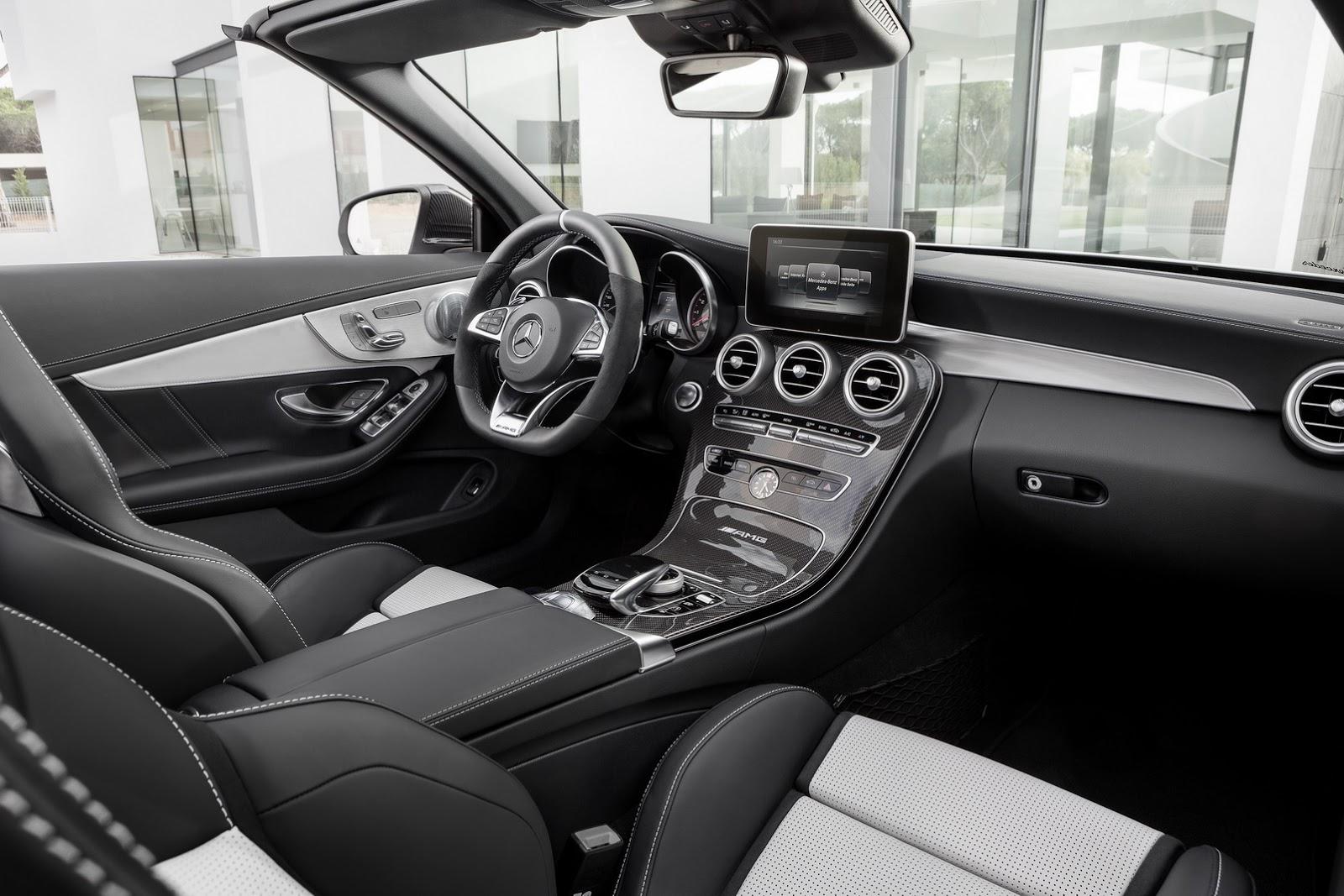 Mercedes-AMG C63 Cabriolet: La capota fuera y los 510 CV fuera 5