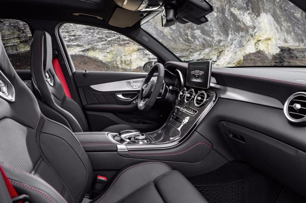 Mercedes-AMG GLC 43 4MATIC: La antesala del GLC 63 AMG 3