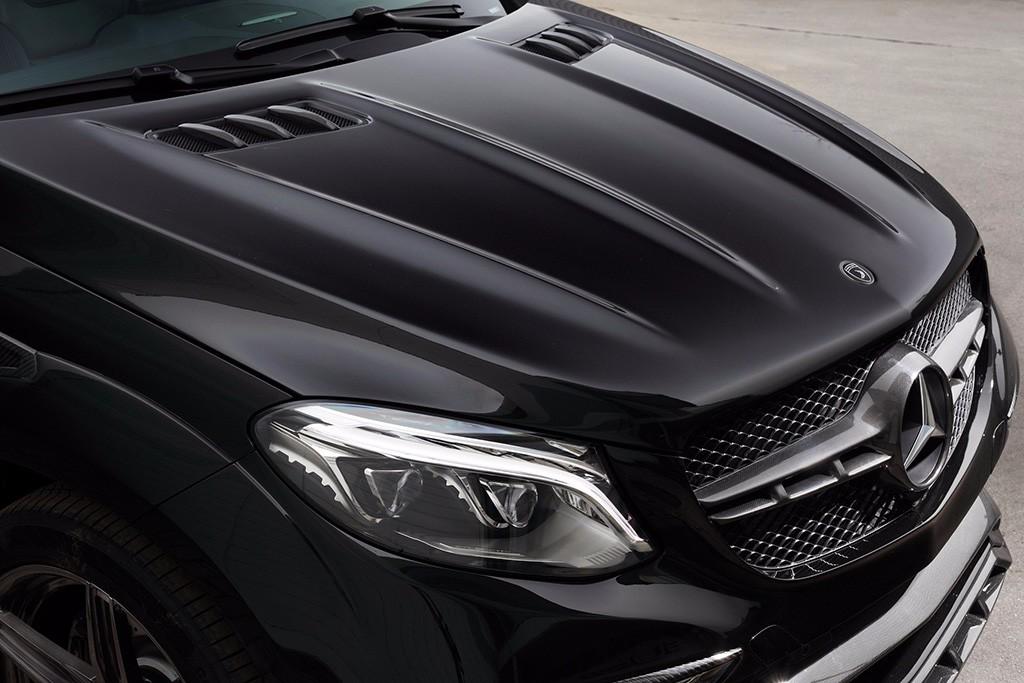 """Mercedes GLE Coupé """"Inferno"""": TOPCAR lo hace pasar por el gimnasio 4"""