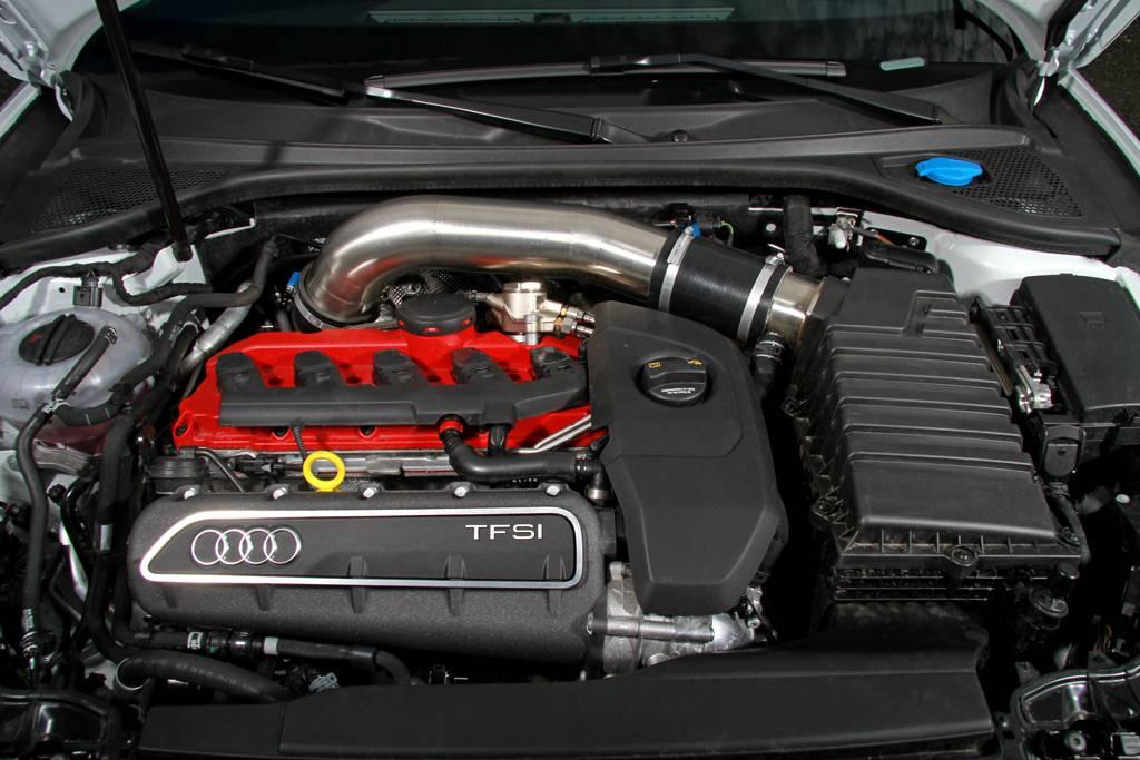 MR Racing eleva le mete un chute de potencia al Audi RS3 y lo deja en 535 CV 1