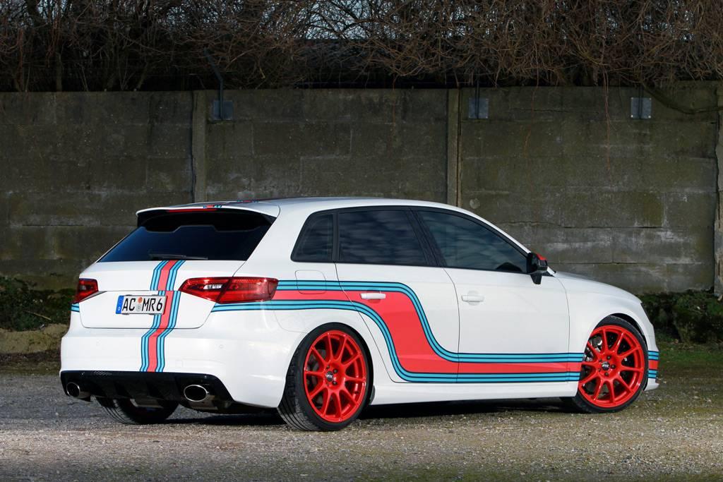 MR Racing eleva le mete un chute de potencia al Audi RS3 y lo deja en 535 CV 3