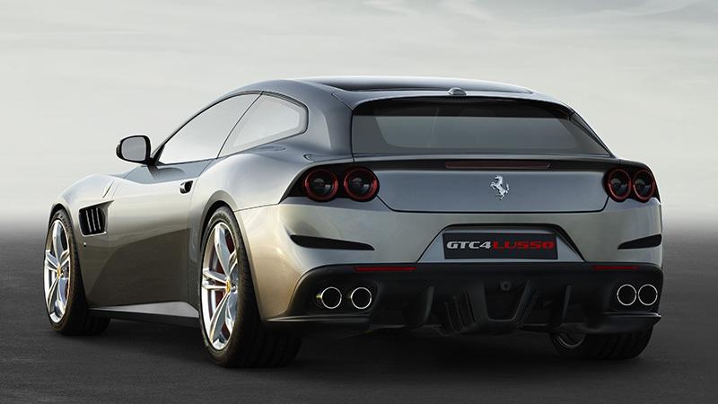 No habrá Ferrari con conducción autónoma ni SUV 2