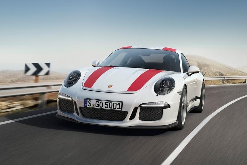 Porsche 911 R, llega el GT3 RS más purista que pudiéramos imaginar 4