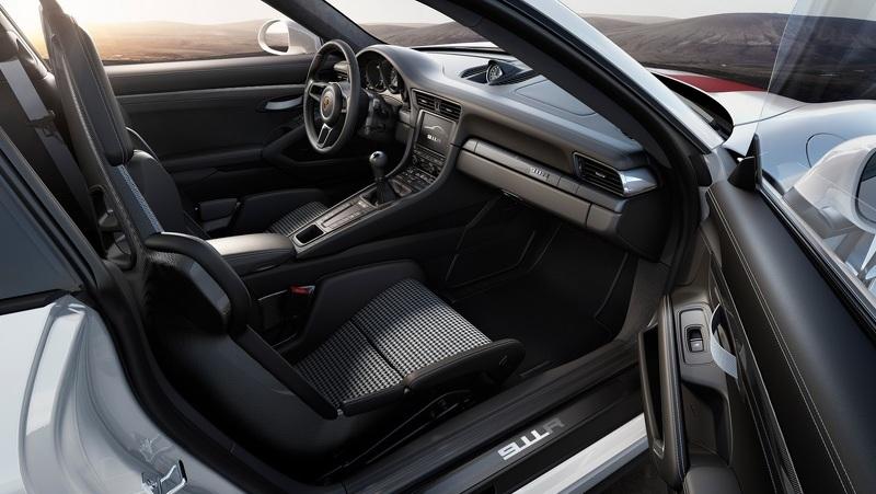 Porsche 911 R, llega el GT3 RS más purista que pudiéramos imaginar 5