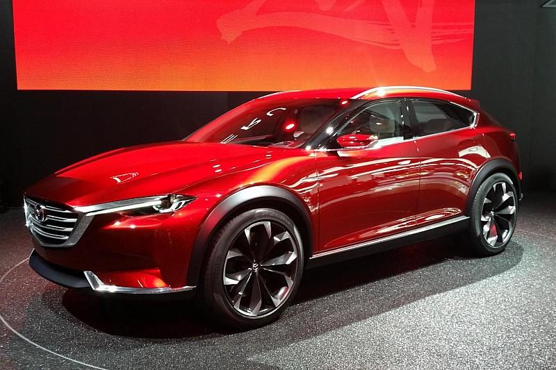 Primer anticipo oficial del Mazda CX-4, podría llegar a Europa 2