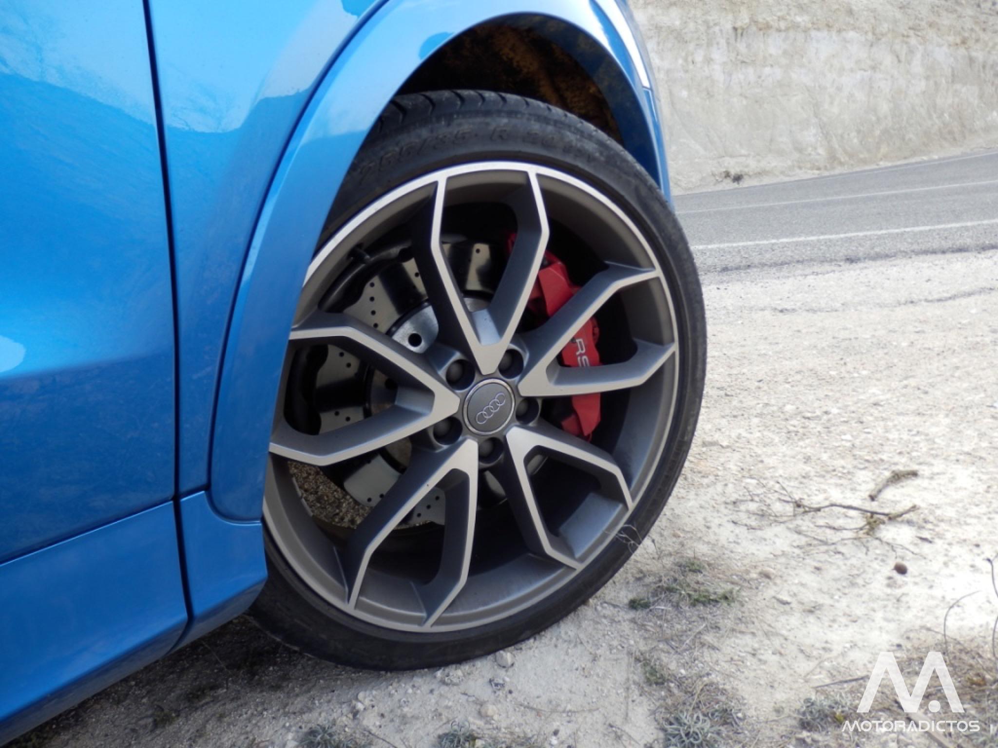 Prueba: Audi RS Q3 2.5 TFSI 340 CV (diseño, habitáculo, mecánica) 12