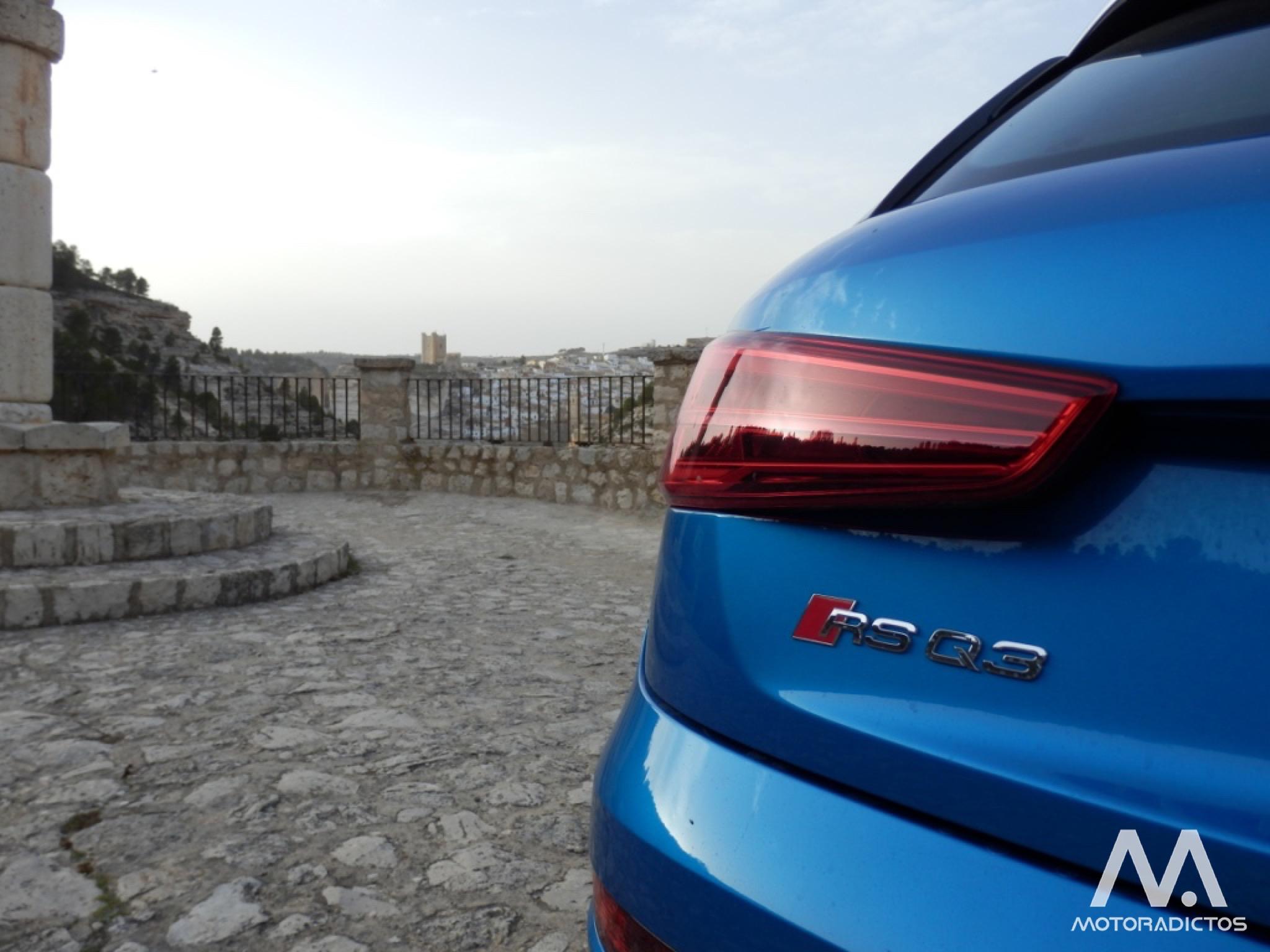 Prueba: Audi RS Q3 2.5 TFSI 340 CV (diseño, habitáculo, mecánica) 16