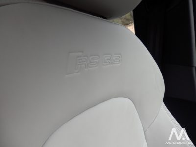 Prueba: Audi RS Q3 2.5 TFSI 340 CV (equipamiento, comportamiento, conclusión)