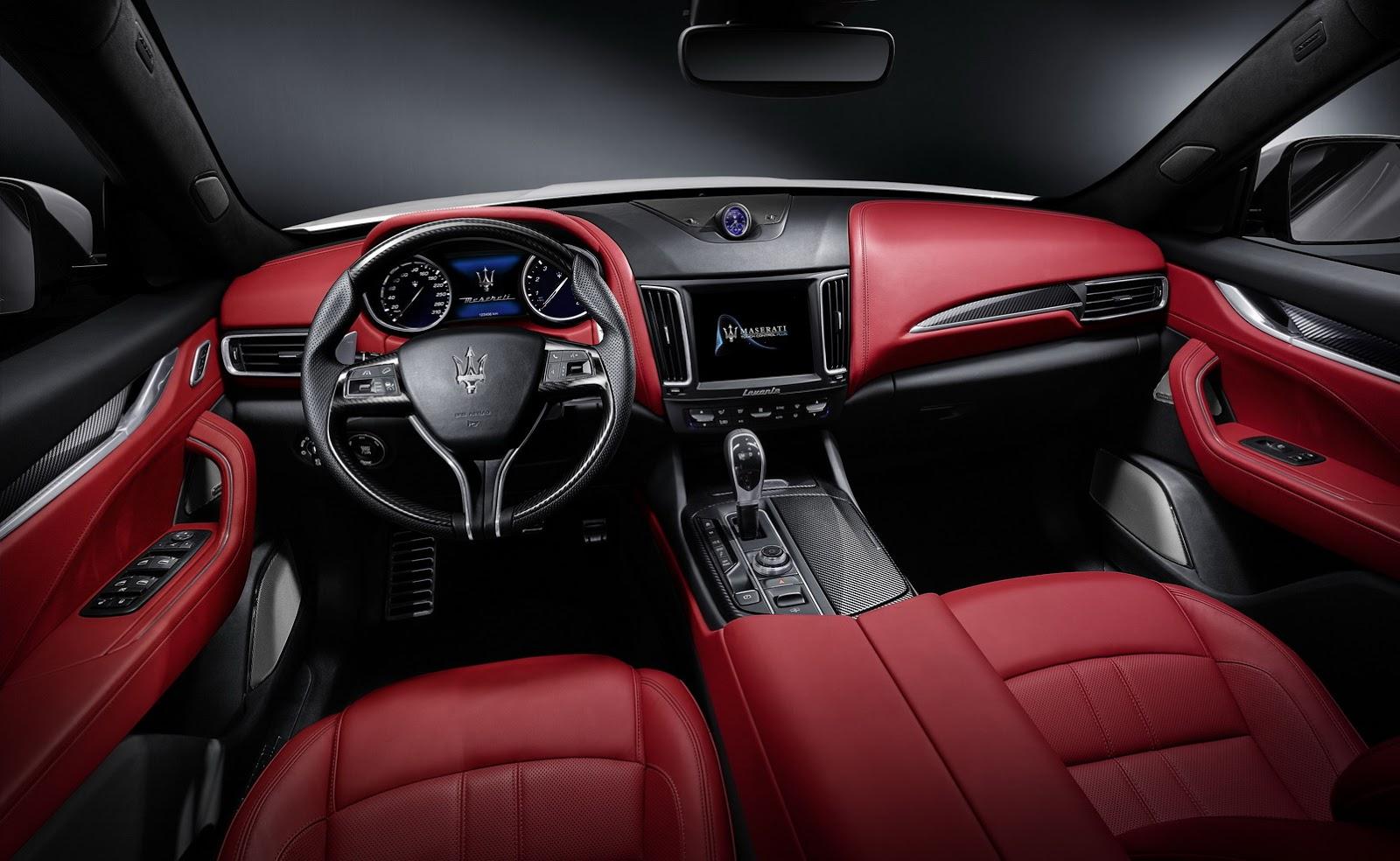 ¿Quieres saber cuánto costará el nuevo SUV Maserati Levante? Necesitarás, al menos, 82.275 euros... 3