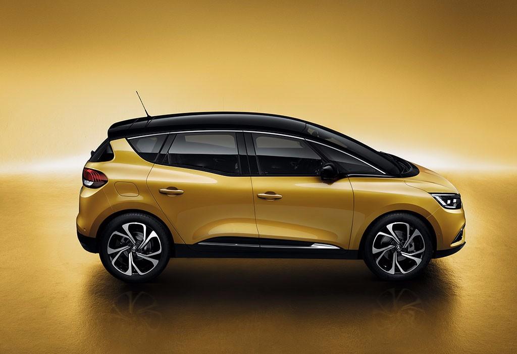Renault Scénic 2016: El monovolumen se reinventa para acercarse más a un crossover 1