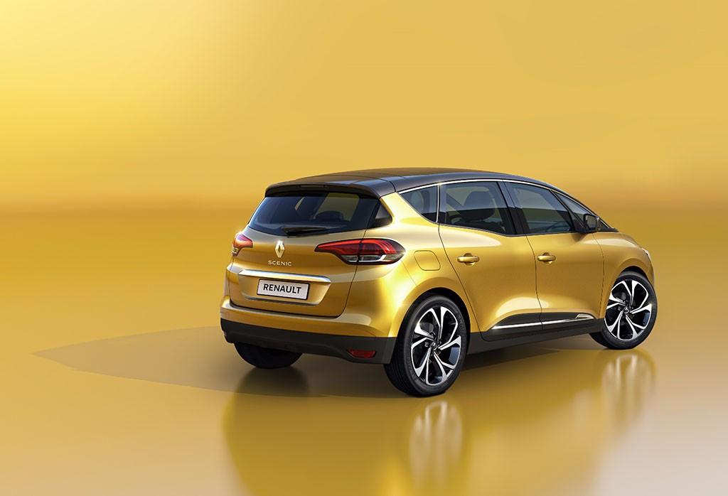 Renault Scénic 2016: El monovolumen se reinventa para acercarse más a un crossover 3