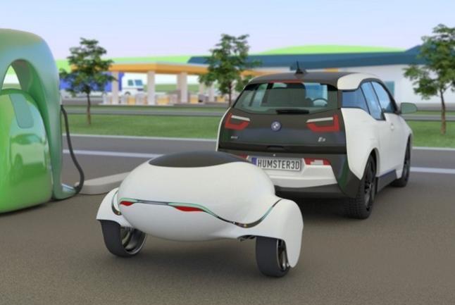 ¿Te imaginas un remolque con el que aumentar la autonomía de tu coche eléctrico? 2