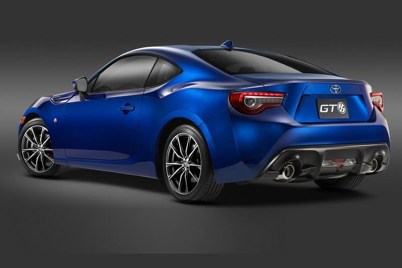 Toyota renueva el GT86 2016: Unos cambios estéticos necesarios 2