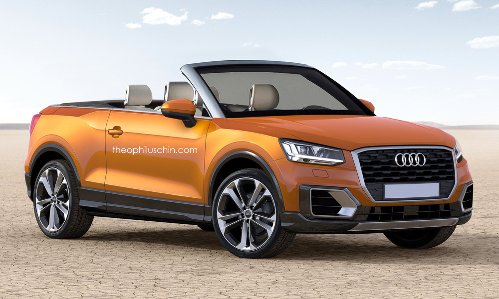audi q2 cabrio. Black Bedroom Furniture Sets. Home Design Ideas