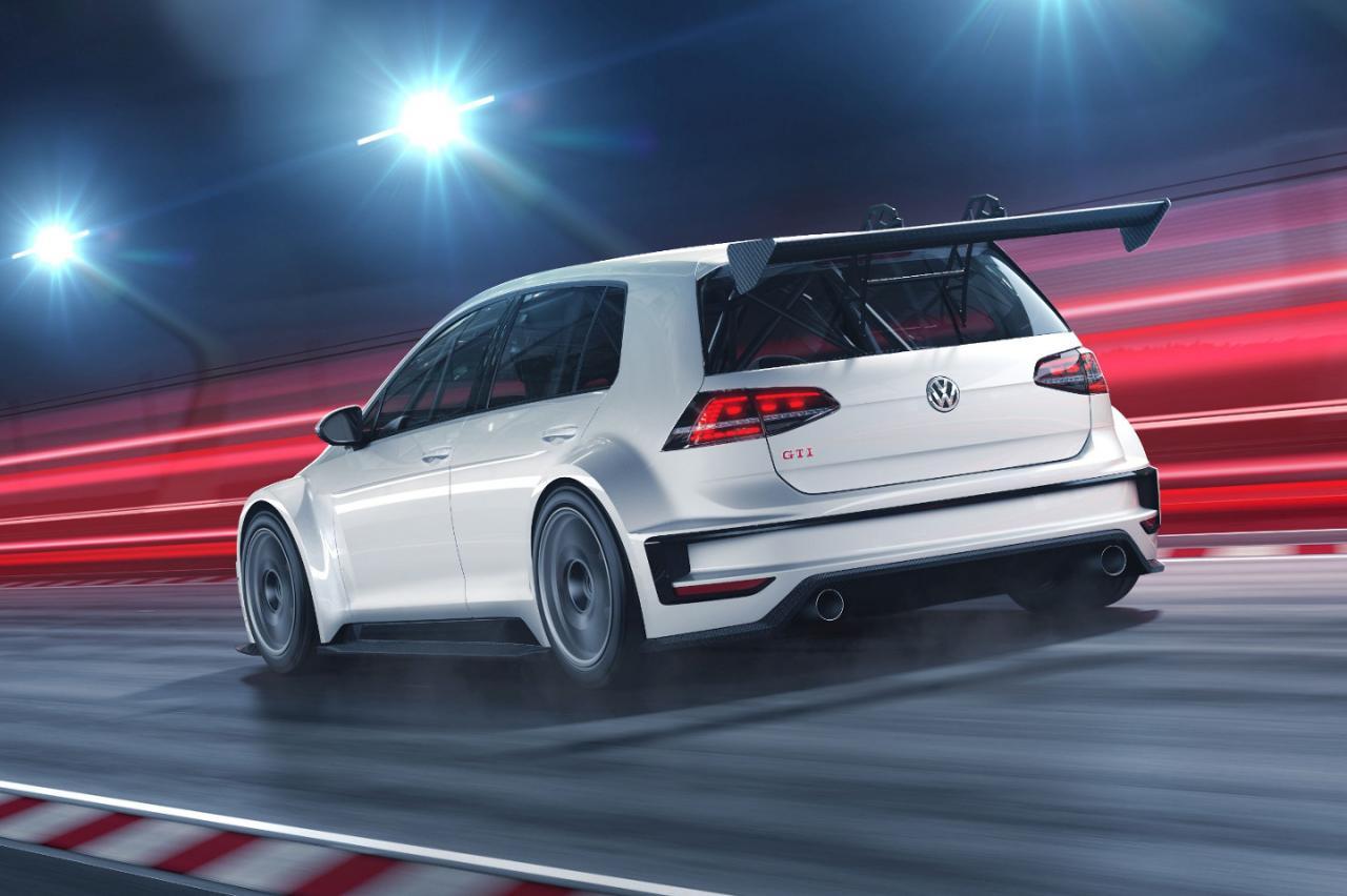 Volkswagen Golf GTI TCR, solo para competición y con 330 caballos 2