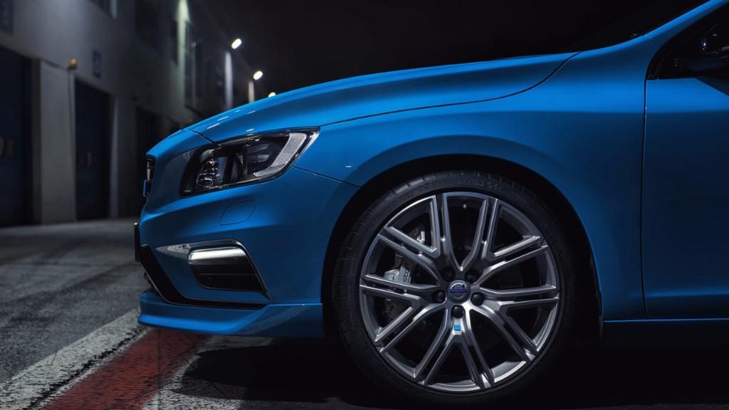 367 CV para los nuevos Volvo S60 y V60 Polestar: ¡Y llegarán a Europa! 1