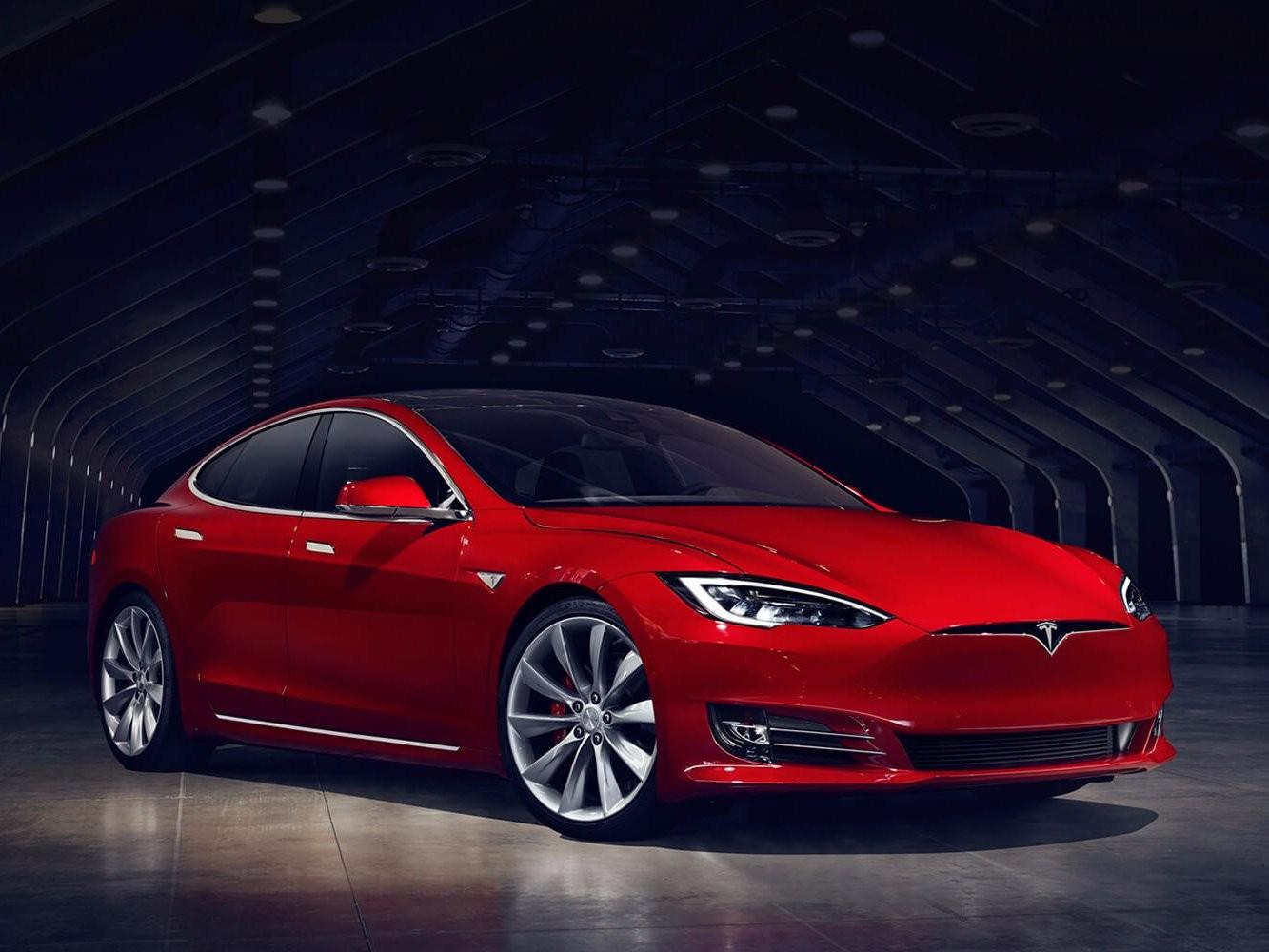 Así es el rediseño del Tesla Model S 2017: Acercándolo al Model 3 y Model X 1