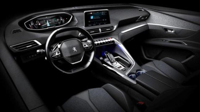 Así será el interior del nuevo Peugeot 3008 2017: Una vuelta de tuerca al i-Cockpit 2