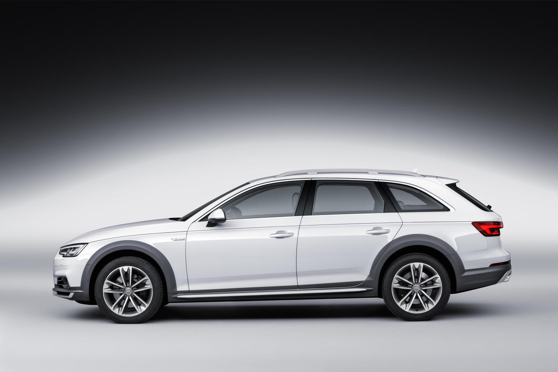 Audi A4 Allroad 2016: El A4 más campero desde los 45.330 euros... 1