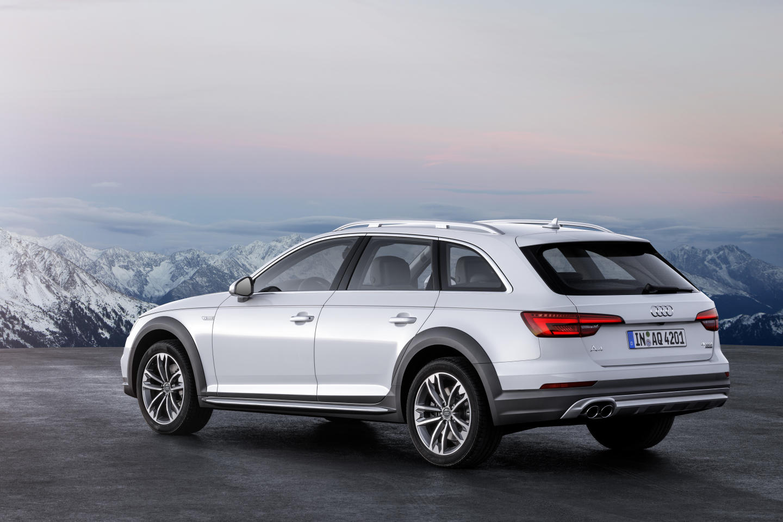 Audi A4 Allroad 2016: El A4 más campero desde los 45.330 euros... 2
