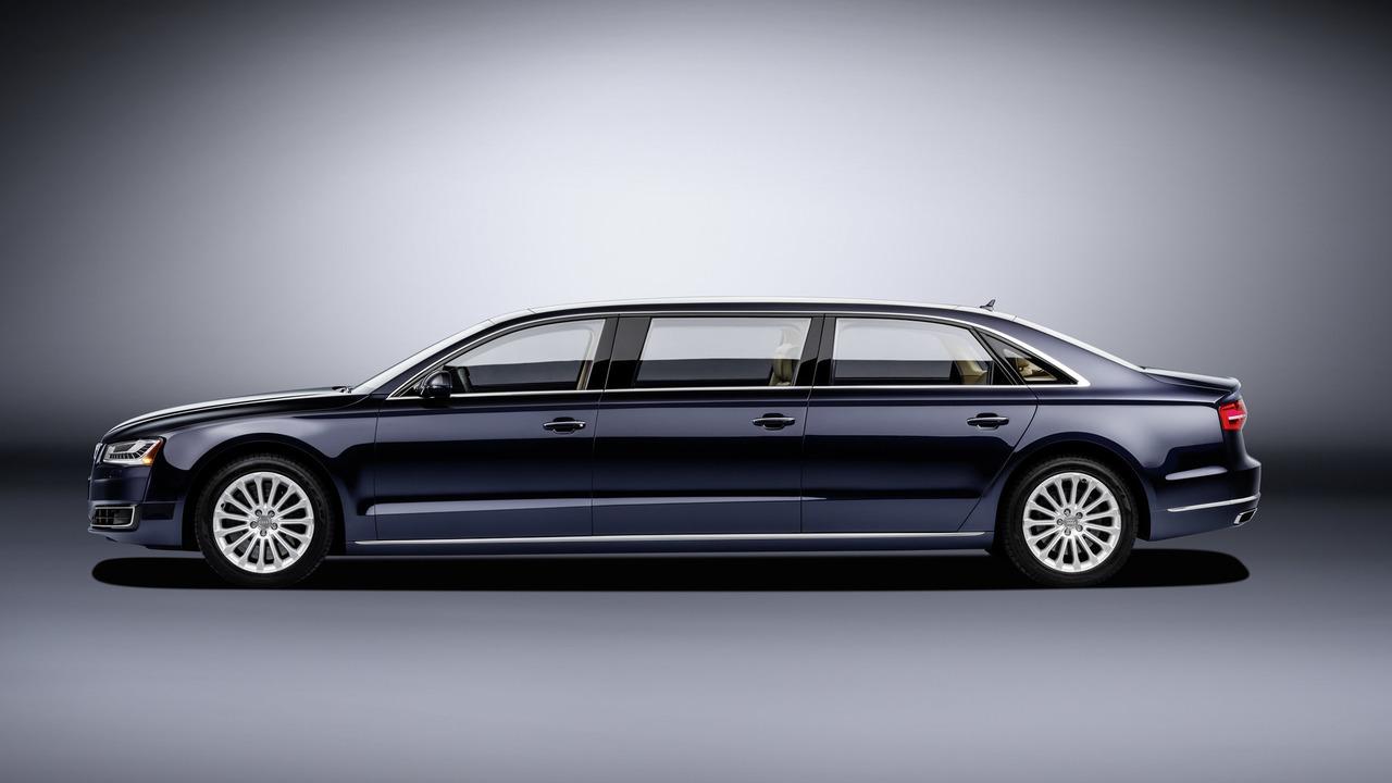 Audi A8 L Extended: Con seis metros de longitud y... ¡seis puertas! 3